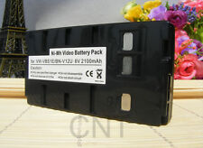 Battery For BN-V25U JVC GR-AXM18 GR-AXM18U Camcorder
