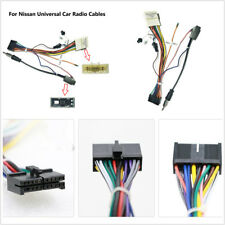 For Nissan Android Stereo DVD Player 20 PIN Wire Harness Connector Adapter Cable