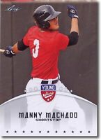 "(10) MANNY MACHADO - 2012 Leaf ""Young Stars"" National PROMOTIONAL RC Card LOT"