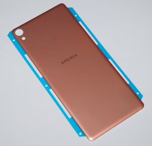 Original Sony xperia Xa F3113 Battery Cover + NFC, Rose Gold