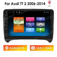 For Audi TT MK2 Car GPS Navigation Radio Stereo Headunit Autoradio Android