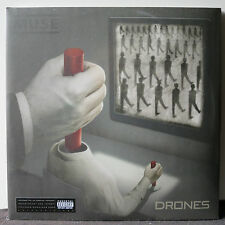 MUSE 'Drones' Vinyl LP NEW & SEALED
