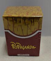 Ron English Mindstyle Popaganda Secret Base RONALD McDONALD  Mini Figures SEALED