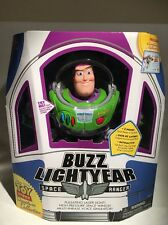 Thinkway Toy Story Signature Collection BUZZ LIGHTYEAR TALKING FIGURE NEW!