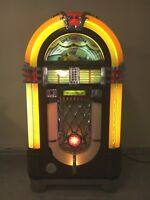 Wurlitzer 1015 One More Time CD Bubbler Jukebox