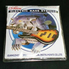Electric Bass Guitar String Set Nickel Plated Steel Alice A606(4)M