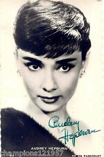Audrey Hepburn ++Autogramm++ ++Hollywood Legende++5