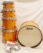 Ludwig Legacy Classic assis-gold glass paillettes