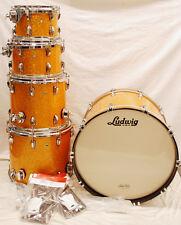 Ludwig Legacy Classic Drumkit - Gold Glass Glitter - NEU