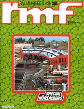 RMF N.201 Da 1980, Soggiorno Da Norimberga