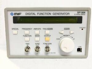 NF DF1906 Digital Function Generator  #10719