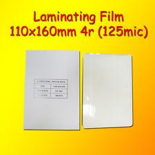 POLARIS Laminating Film 4r 125gsm