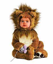 NEW Rubies Costume Infant Noah Ark Lion Cub Romper Brown Beige 6 12 Months