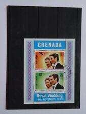 Grenada Grenadines - 1973 - Royal Wedding - SG MS 3 - MNH