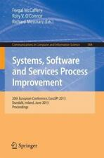 Systems, Software And Services Process Improvement: 20th European Conference,...