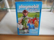 Playmobil City Life Pet Doctor in Box (Playmobil nr: 6411)