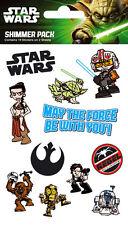 STAR Wars Rebels Shimmer Adesivo Pack skp0057