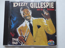 DIZZY GILLESPIE / HIS ORCHESTRA <>  1946-1949  <> VG+ (CD)