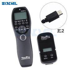 YP-870II /E2 Wireless LCD Timer Remote For Fujifilm Fuji X-M1 X100T X100F X-T20