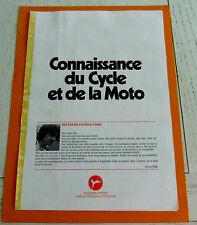 ALBUM PHOTOS CHROMOS CHOCOLAT POULAIN 1976 CONNAISSANCE CHAMPIGNONS SERIE 7