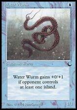 MRM ENGLISH Water Wurm MTG magic THE DARK