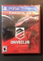 DriveClub [ PlayStation Hits ] (PS4) NEW