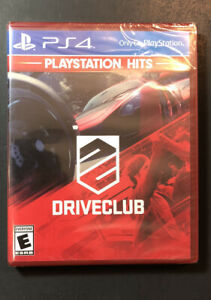 DriveClub [ PlaysStation Hits ] (PS4) NEW