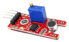 Módulo sensor de sonido de micrófono KY-030 Arduino Pic Pi AVR