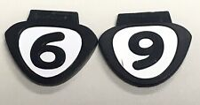 Ping 6 Or 9 Fairway Wood Number Tag Fits G10 G2 G5 G15 K15 Headcover Cover G I K