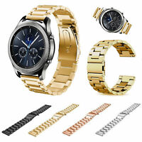For Samsung Gear S3 Frontier Classic Stainless Steel Metal Watch Loop Band US