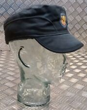 Genuine Danish Army Grey CD Combat / Field Baseball Cap / Hat - All Sizes ov