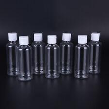 Contenitore cosmetico da 100ml in plastica trasparente da viaggio