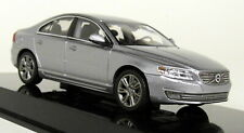 Norev 1/43 Scale - Volvo S80 Saloon Electric Silver Diecast Model Car