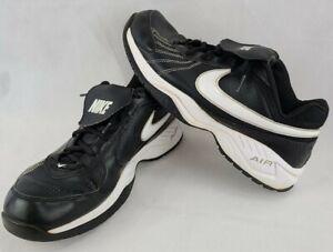 Nike Air Diamond Baseball Turf Trainer Mens (10) Model 333785-012