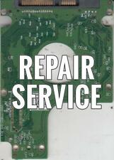 Repair For  WD10JPVT-00A1YT0, 771823-300 01PD37, WD SATA 2.5 PCB