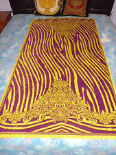Versace  Beach Towel Yellow  Telo  Mare  Medusa
