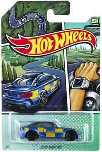 Hot Wheels Walmart Exclusive Police Series 2016 BMW M2