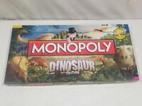 2010 Monopoly Dinosaur Edition   FREE USA SHIP