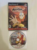Avatar: The Last Airbender (Sony PlayStation 2, 2006) INCLUDES BONUS DISC CIB
