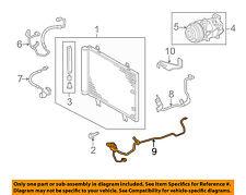 Lexus TOYOTA OEM IS250 A/C AC Condenser, Compressor-Liquid Line Tube 8870653080