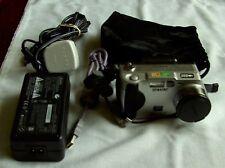 Sony Cyber-Shot DSC-S50 2.1 MP Fotocamera Digitale Cavo USB, caricabatterie, borsa per macchina fotografica