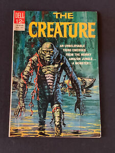 1964 - The Creature from the Black Lagoon #1 !! F+- VF-!! 2nd Printing! Rare !!