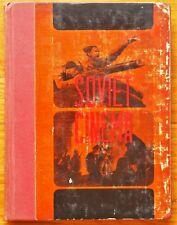 RODCHENKO & STEPANOVA - SOVIET CINEMA 1935 W/ LENIN CUT OUT & STALIN CELLULOID