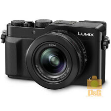 NEW BOXED PANASONIC DMC-LX100 LX100 DIGITAL CAMERA (PAL) / BLACK