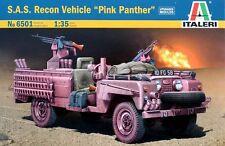 Italeri  1/35 SAS Land Rover Pink Panther #6501 *sealed*