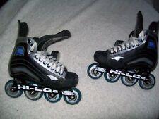 Mission A50 Roller Blades Skates Size 5D Skate Great Condition High End Skates