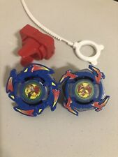 Master Dranzer Beyblade Takara Tomy V Force With Ripcord And Launcher- US Seller