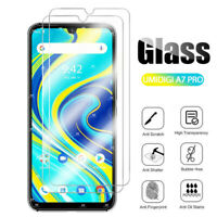 2PCS UMIDIGI A1 A3 A3S A3X A5 A7S A7 A9 Pro A11 Tempered Glass Screen Protector