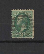 États-Unis d'Amérique 1870 G. Washington un timbre oblitéré /T2374