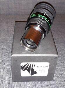 TELE VUE Telvue Radian 12mm Telescope Eyepiece (1.25) Nice👍